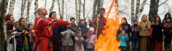 Осенние деды и Макошье 2013