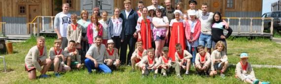 Славянская Дружина — Молодежная смена 16+ с 20 по 31 июля 2015