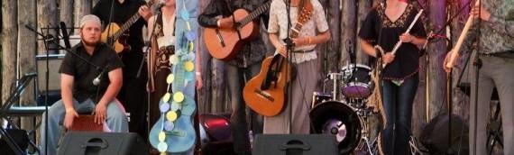 Музыкальный фестиваль «Купала на Рожайке» 2013
