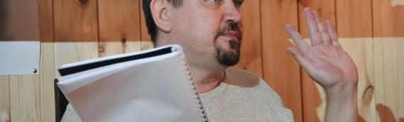 Лекции мастеров и работа на проекте «Цивилизаторы»: Иванченко М. и Сундаков В.