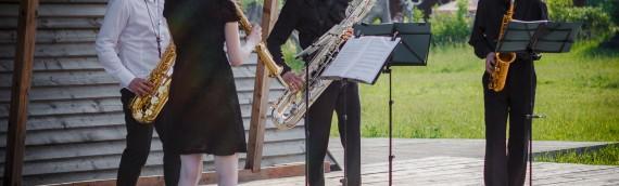 В Кремле прошел концерт саксофонной музыки