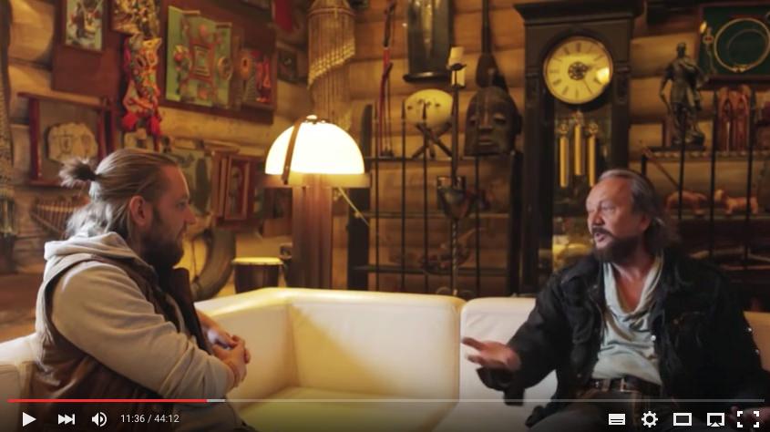 Интервью с Виталием Сундаковым Серия 59 Арканум ТВ - YouTube 2015-12-01 15-19-03